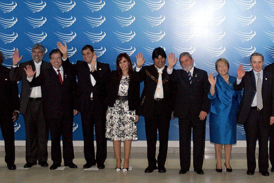 Unasur 2008
