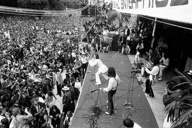 The Rolling Stones en Hyde Park: cuando volvieron sin Brian Jones