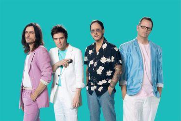 Escucha acá el nuevo álbum de covers de Weezer