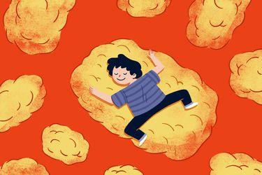Comida fácil: nuggets de pollo