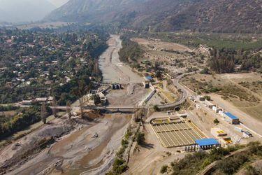 Empresas firman este martes pacto con la Intendencia para proteger el río Maipo
