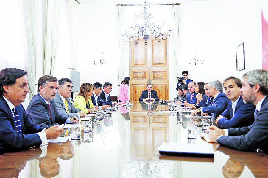 REUNION DE COMITE POLITICO