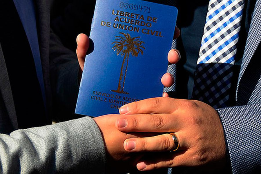 AUC Acuerdo de Unión Civil