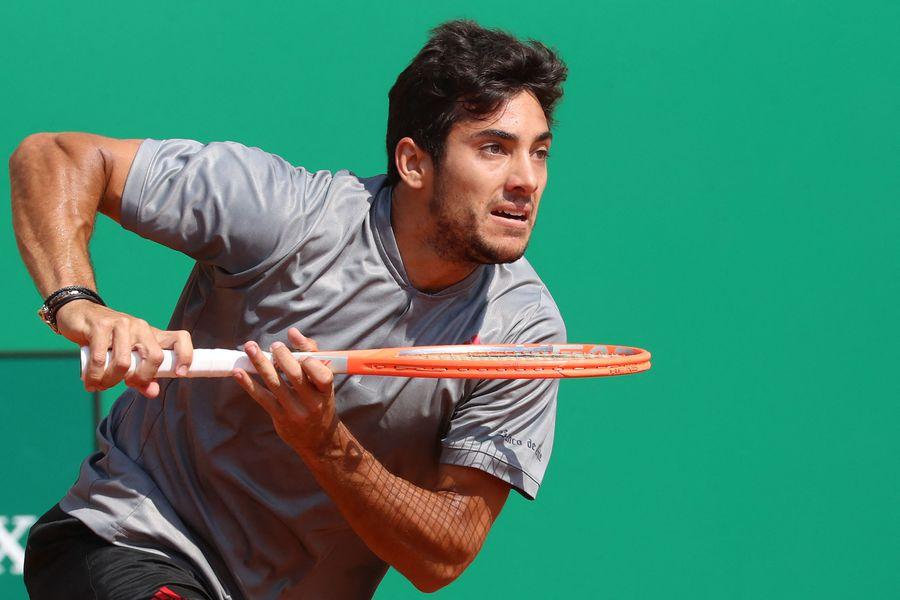 Christian Garin decidió restarse del ATP de Ginebra para recuperarse de algunas molestias físicas.