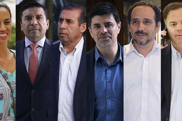 Los duelos que marcarán las senatoriales de Antofagasta y Coquimbo