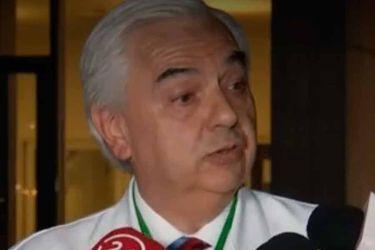 """Director del Hospital El Carmen de Maipú ante caso sospechoso de coronavirus: """"Es altamente improbable"""""""