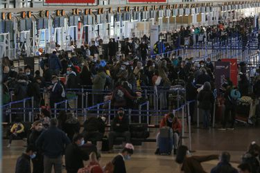 Radiografía a apertura de fronteras: 126 mil chilenos han viajado al extranjero y destinos preferidos son EE.UU y España