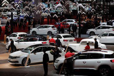 Salón del automóvil de China Auto Shanghái