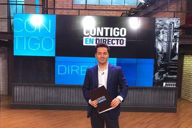 Contigo en Directo: el programa que renueva la tarde de CHV logra favorable debut