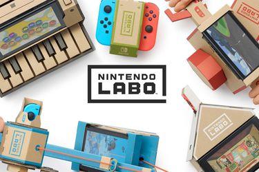 Nintendo Labo podría desaparecer luego de que la página oficial fuera silenciosamente eliminada