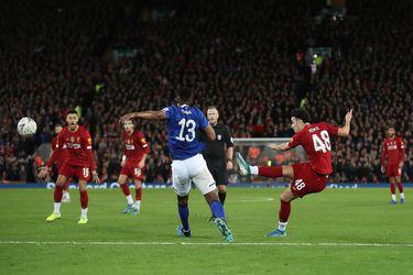 FA Cup - Third Round - Liverpool v Everton