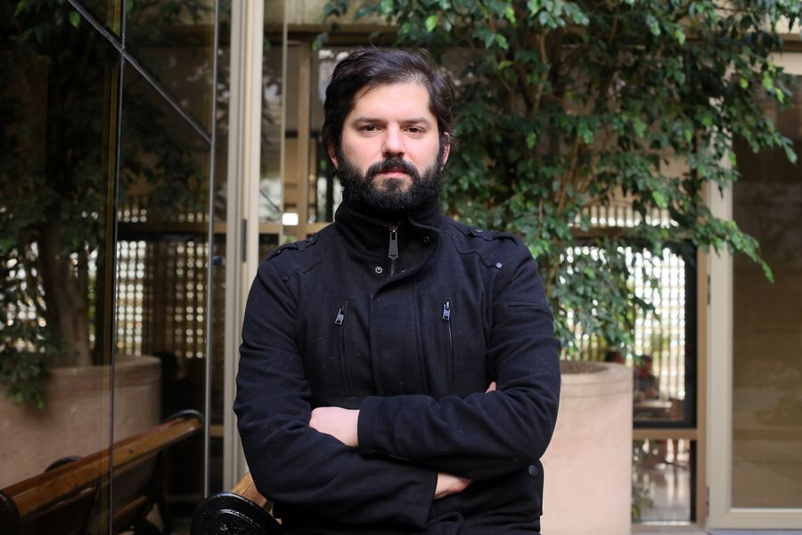 GABRIEL BORIC