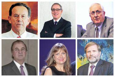 Ad portas de juntas de accionistas: Las alertas de los presidentes de grandes empresas por el estallido social y coronavirus
