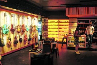 Omnium se posiciona como la nueva galería de los músicos