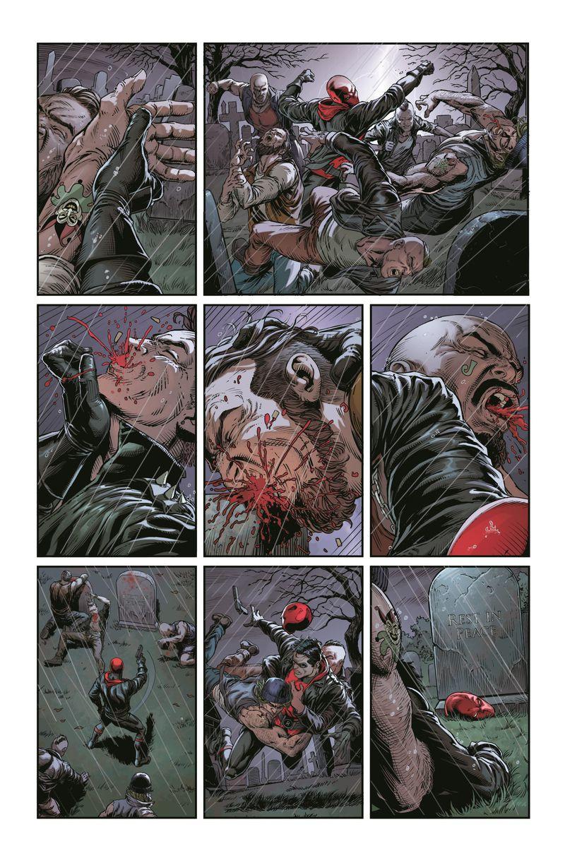 Algunas heridas nunca sanan en el nuevo vistazo a Batman: Three Jokers - La  Tercera