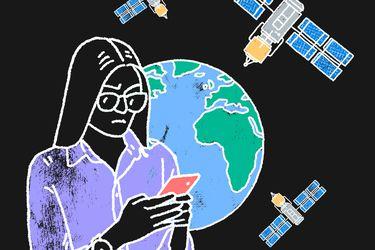 Starlink: La constelación de satélites con la que Elon Musk pretende proveer de internet a Chile y el mundo