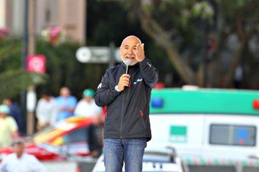 """Felipe Horta: """"¿Qué hubieras pensado si te digo 'viene el Rally Mundial, pero no puedes ir a verlo'?"""""""