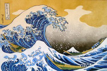 La gran ola de Kanagawa: el proceso de creación de un ícono
