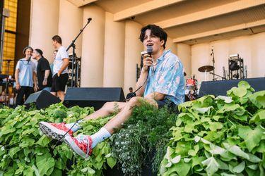"""Boy Pablo, la figura """"chilena"""" en Lollapalooza Chicago: """"De verdad esto es un sueño"""""""