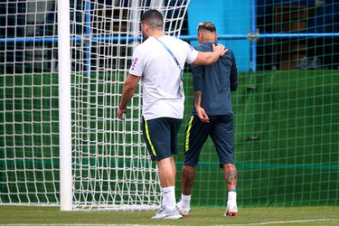 FILE PHOTO: World Cup - Brazil Training