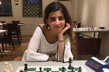 Dorsa Derakhshani, la Gambito de Dama del siglo XXI