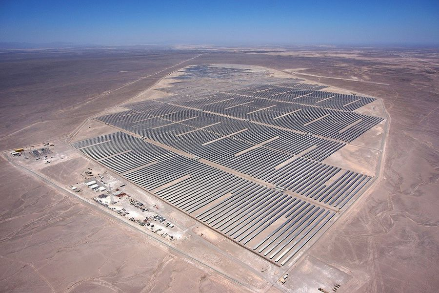 Enel Green Power inicia la construcción de la segunda etapa del parque solar Finis Terrae