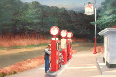 Estrenan documental de Edward Hopper, el pintor de la soledad y el hastío estadounidense