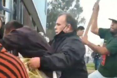 Fiscalía investiga denuncia de abuso sexual contra pastor que vecinos intentaron linchar en Temuco