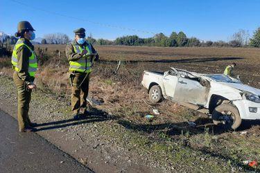 """Médico de Carlos Chandía: """"El accidente le provocó lesiones serias y una contusión cerebral"""""""
