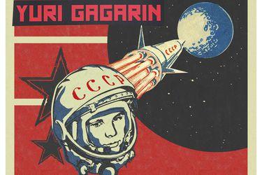 """Yuri Gagarin: """"El Elvis Presley de la Unión Soviética"""""""