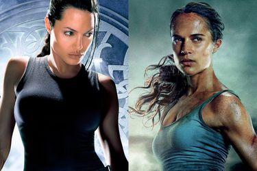 Nueva película de Tomb Raider ha recaudado menos que la de Angelina Jolie