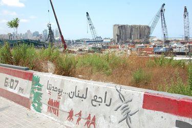El oscuro panorama libanés a un año de la explosión en el puerto de Beirut