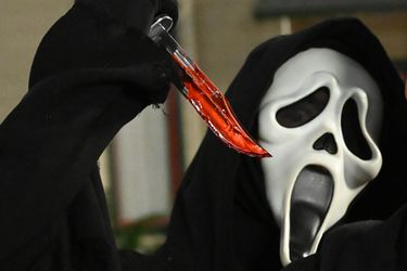 Vean el logo y nuevas fotos del set de la próxima película de Scream
