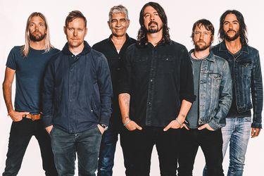 Foo Fighters publica EP sorpresa de canciones en vivo