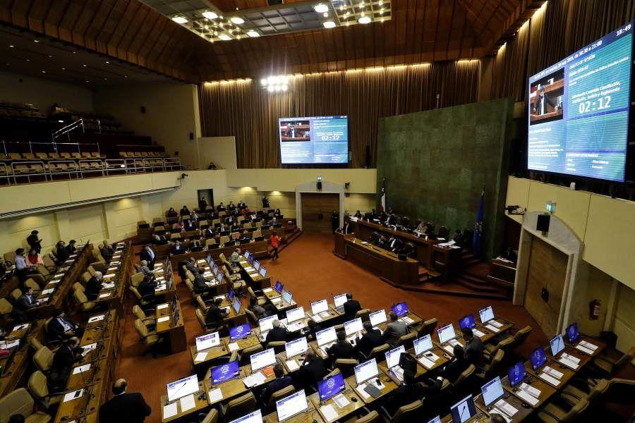 Sesion especial Camara de Diputados 28/05/2019