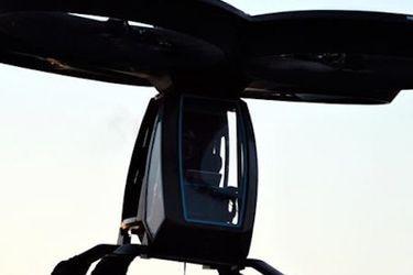 Startup realiza pruebas de auto volador que saldría al mercado en 2025