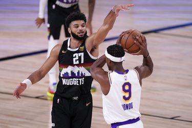 Nuggets consiguen descontar en la serie frente a Lakers