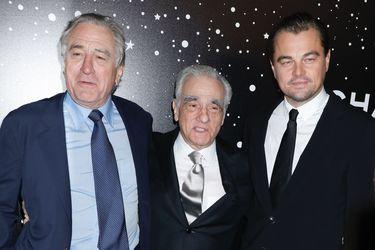 Martin Scorsese comenzará rodaje junto a Robert De Niro y Leonardo Di Caprio en febrero de 2021