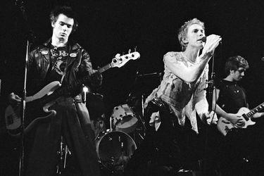 Punk para niños y pasteles a la cara: la última navidad de los Sex Pistols