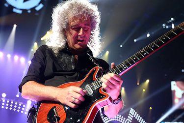 Brian May ofrece clases de guitarra online con canciones de Queen