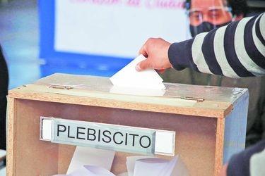 """Gobierno y votación para el Plebiscito: """"No está definido cómo va a funcionar en aquellas comunas que están en Cuarentena o en Transición"""""""