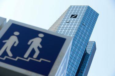 Deutsche Bank sorprende y obtiene beneficios en el tercer trimestre