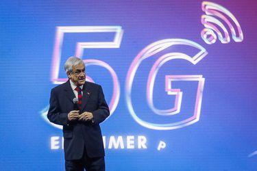 """Piñera finalmente dio inicio a la licitación de la tecnología 5G: """"Nos va a cambiar la vida"""""""