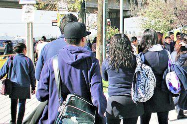 Solo el 46% de los alumnos considera un problema la abstención electoral