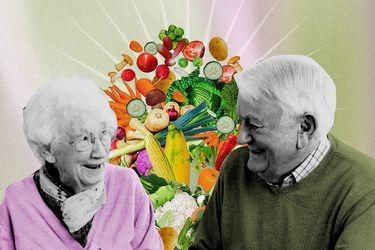 """Alimentación de personas mayores: """"Un adecuado aporte nutritivo es fundamental para lograr una vejez saludable"""""""