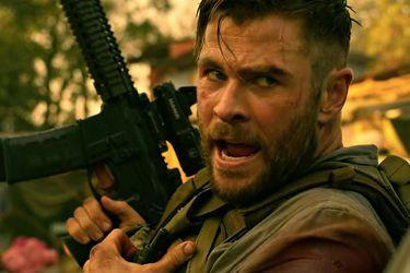 Chris Hemsworth agradeció la buena recepción de Extraction en Netflix