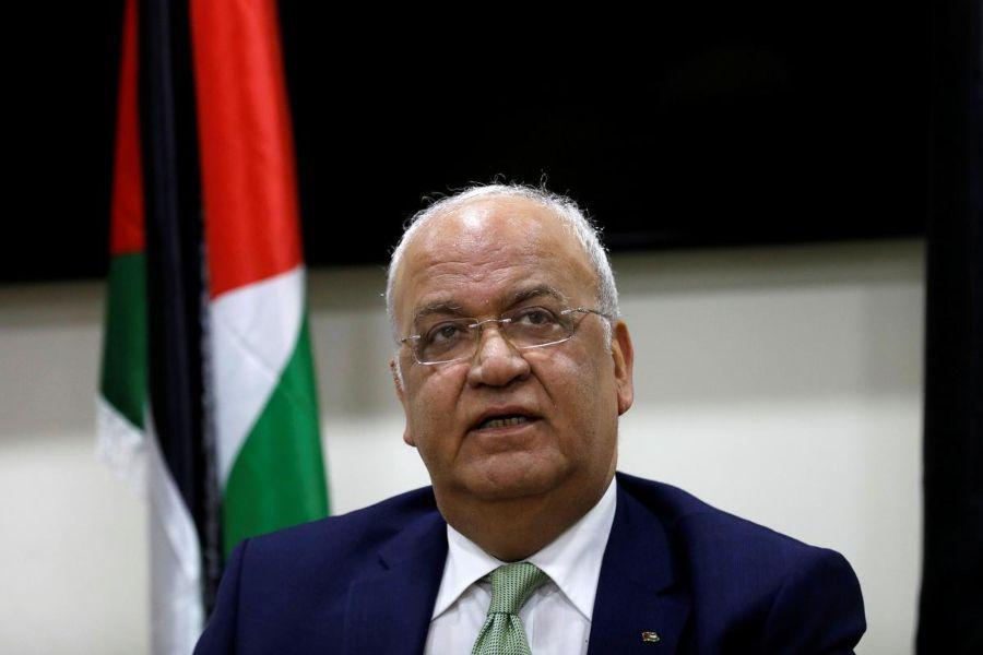 Saeb-Erekat-palestina