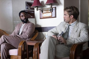 Nolan dice que Tenet tendrá menos tomas con efectos visuales que la mayoría de las comedias románticas