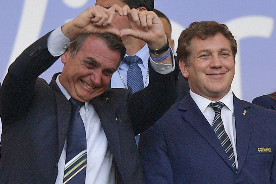 Por qué Brasil y no Chile? La trastienda de cómo la Copa América se movió de sede sobre la marcha - La Tercera