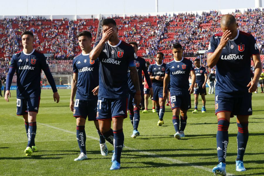 UNIVERSIDAD DE CHILE 2 OK